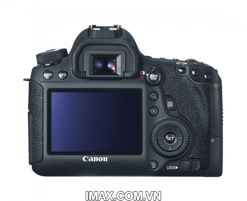 Canon 6D Body, WIFI GPS, Hàng Nhập Khẩu 4