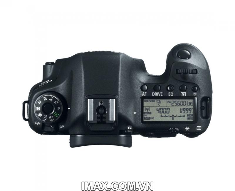 Canon 6D Body, WIFI GPS, Hàng Nhập Khẩu 7