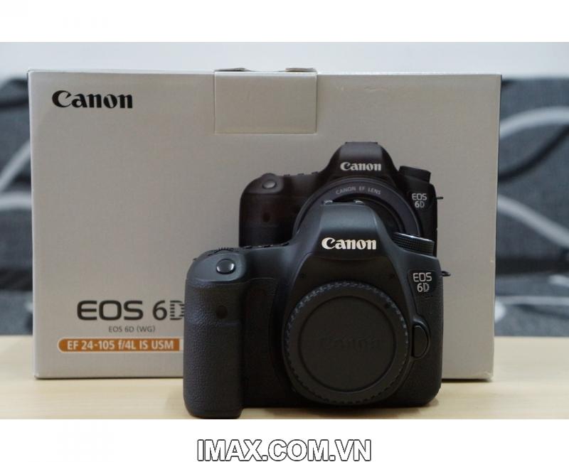 Canon 6D Body, WIFI GPS, Hàng Nhập Khẩu 8