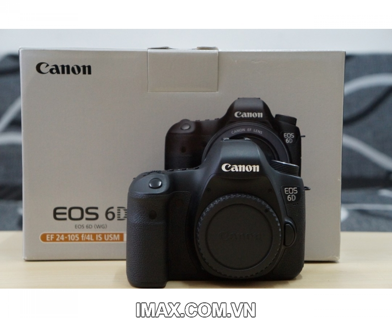 Canon 6D Body, Wifi, Hàng Chính hãng 10