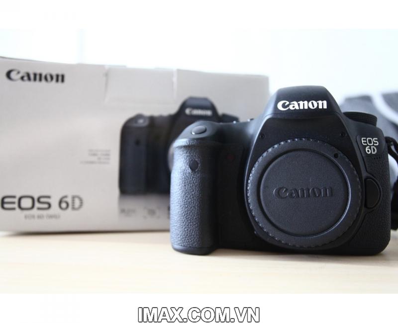Canon 6D Body, Wifi, Hàng Chính hãng 11