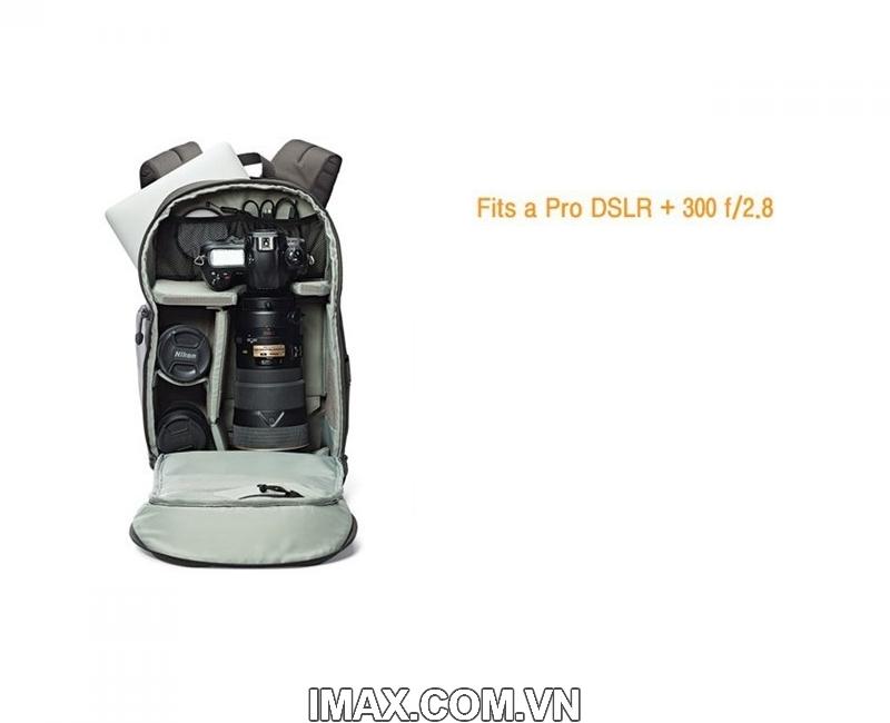 Balo máy ảnh Lowepro Transit Backpack 350AW 6