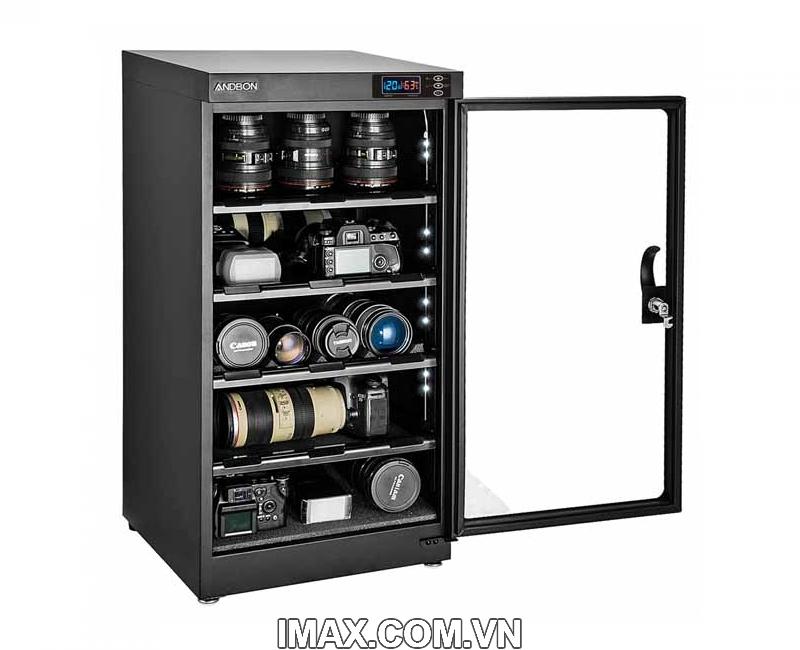 Tủ chống ẩm ANDBON AD-100S 5
