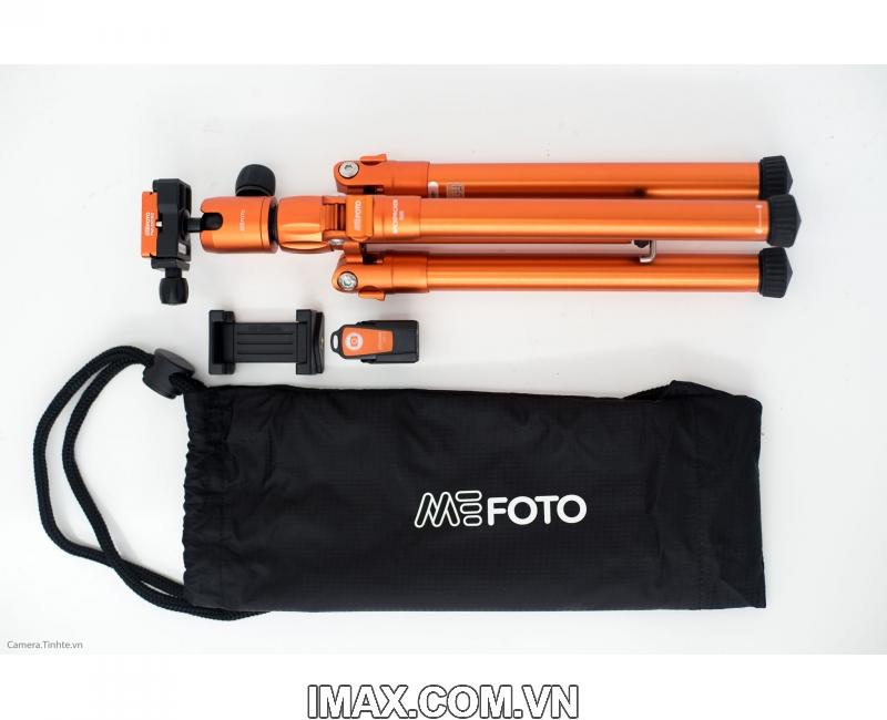 Chân máy ảnh Mefoto Backpacker AIR 22
