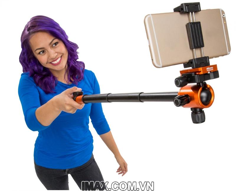 Chân máy ảnh Mefoto Backpacker AIR 23