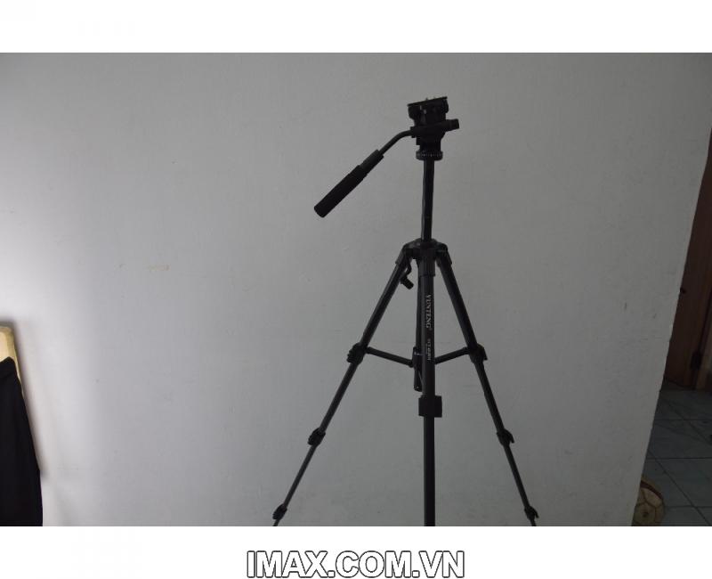 Chân máy ảnh / Tripod Yunteng 691 2