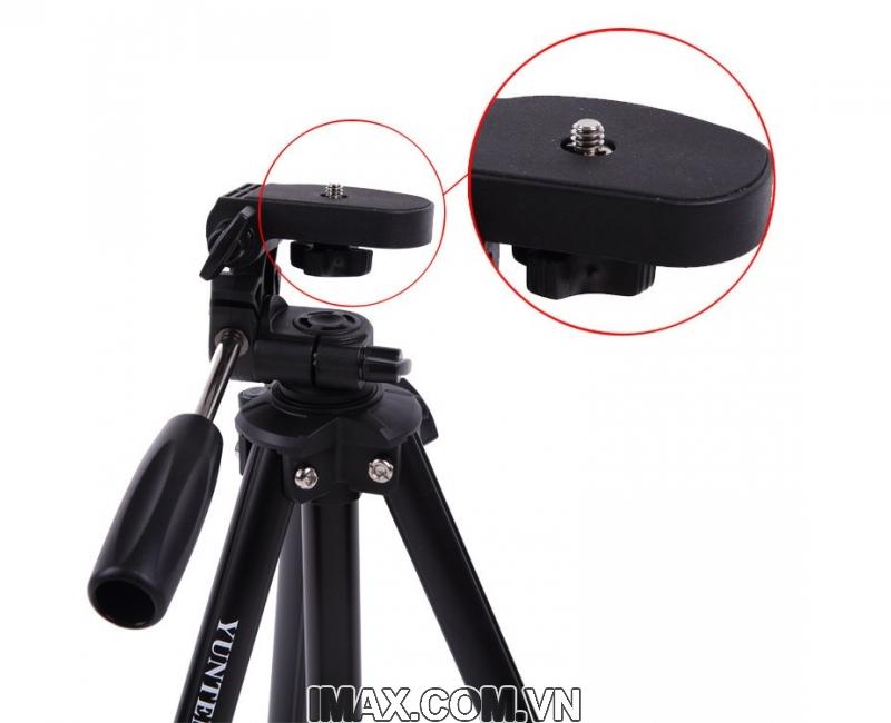 Chân máy ảnh / Tripod Yunteng 680 1