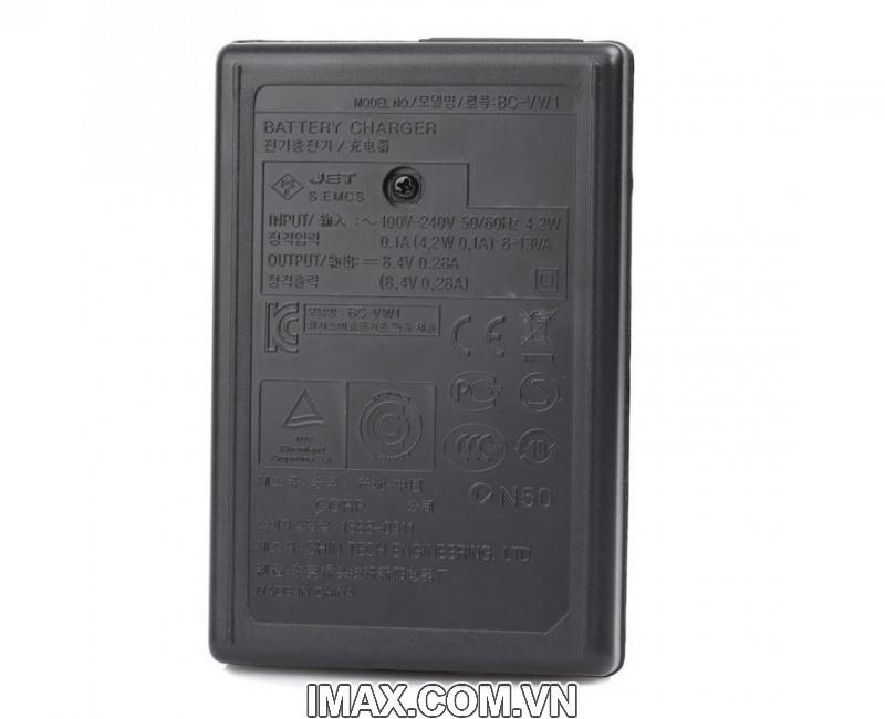 Sạc Pin Sony FW50, Sạc dây 6