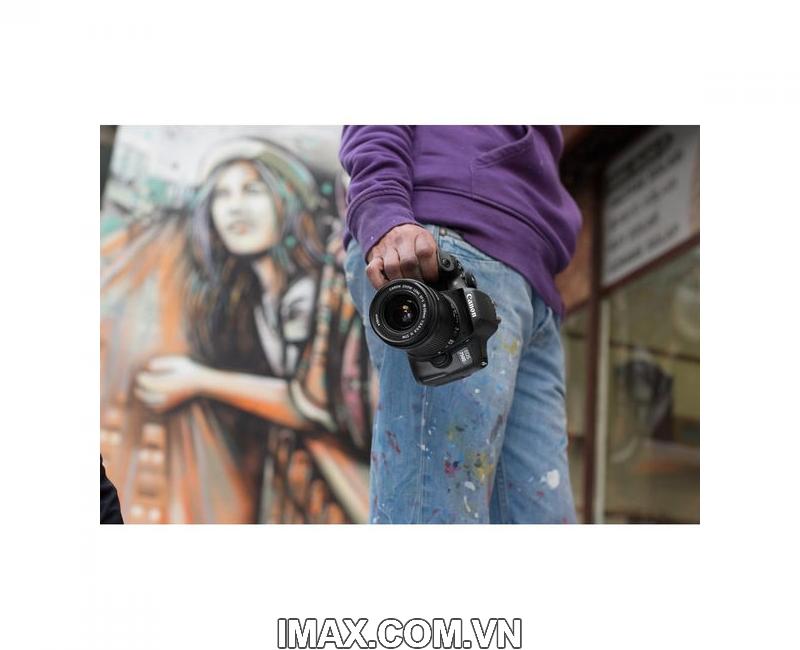 Canon 750D Kit 18-55mm IS STM ( Hàng nhập khẩu ) 9