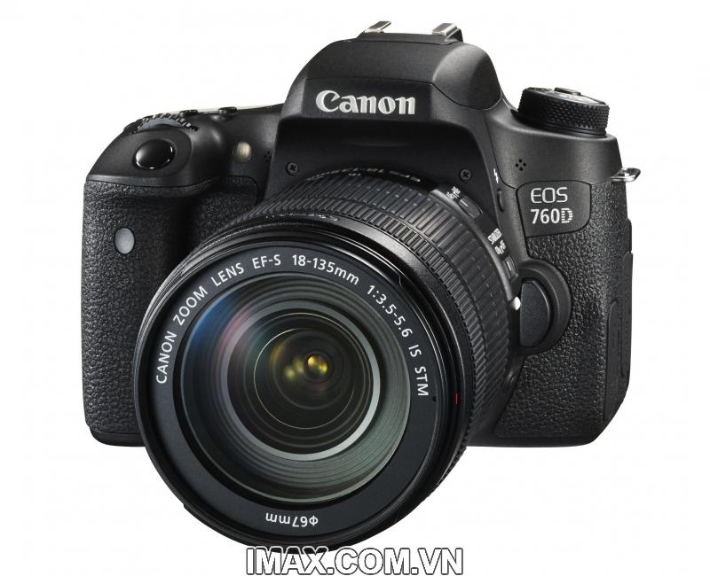 Canon 760D Kit 18-55mm IS STM ( Hàng nhập khẩu ) 1