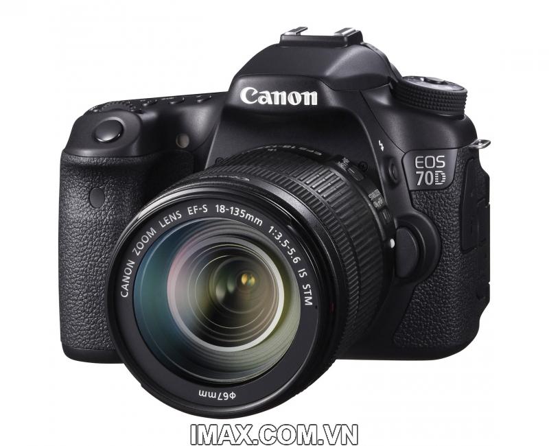Canon 70D Body ( Hàng nhập khẩu ) 8