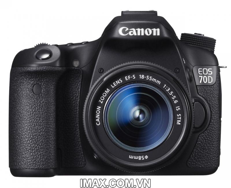 Canon 70D Kit 18-55mm IS STM ( Hàng nhập khẩu ) 1