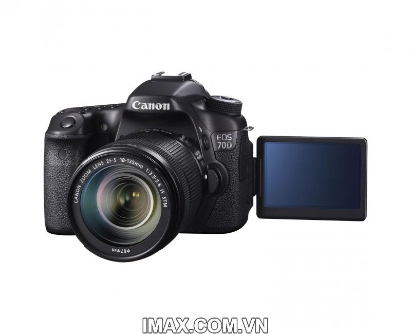 Canon 70D Kit 18-135mm IS Nano USM ( Hàng nhập khẩu ) 2