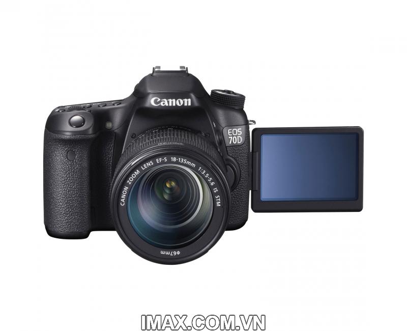 Canon 70D Kit 18-135mm IS Nano USM ( Hàng nhập khẩu ) 4