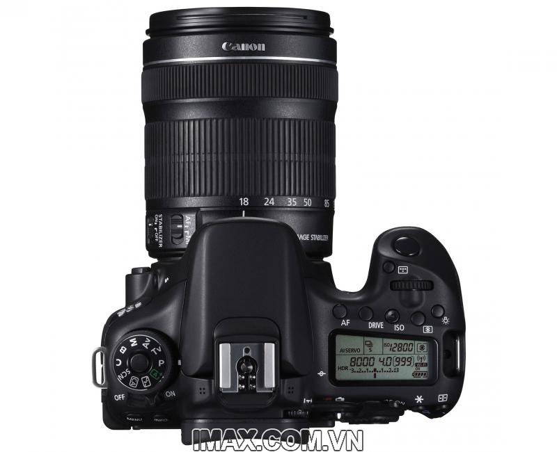 Canon 70D Kit 18-135mm IS Nano USM ( Hàng nhập khẩu ) 5