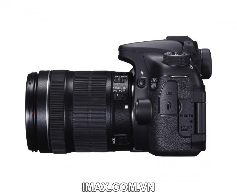 Canon 70D Kit 18-135mm IS Nano USM ( Hàng nhập khẩu ) 6