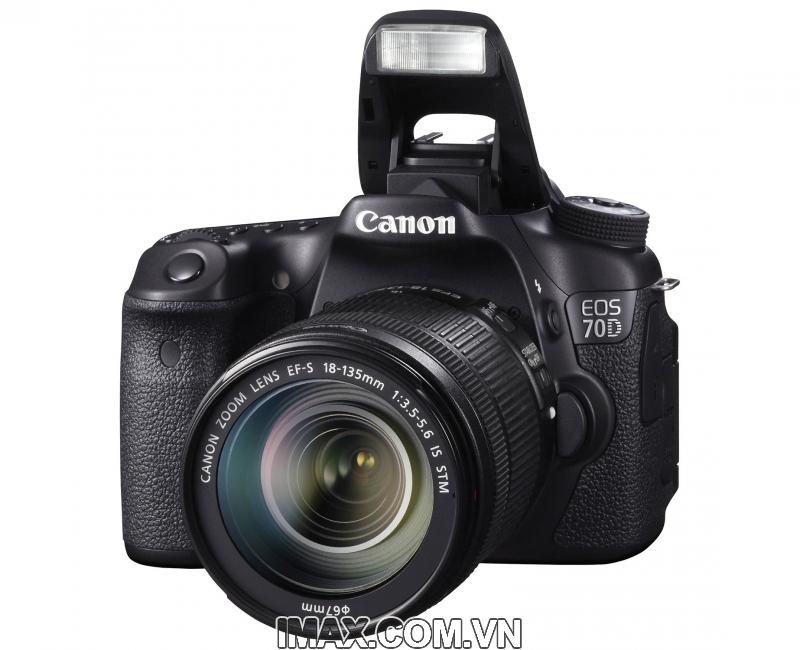 Canon 70D Kit 18-135mm IS Nano USM ( Hàng nhập khẩu ) 7