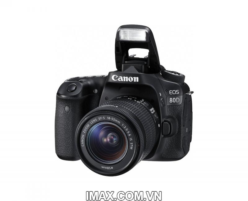 Canon 80D Body ( Hàng nhập khẩu ) 8