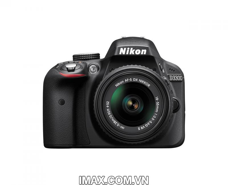 Nikon D3300 Kit 18-55mm VR II ( Hàng nhập khẩu ) 1