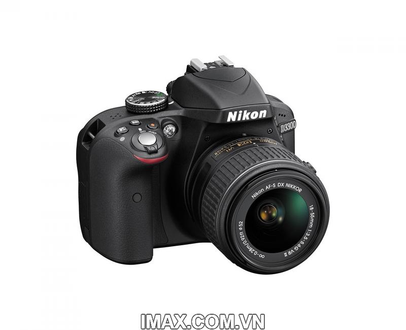 Nikon D3300 Kit 18-55mm VR II ( Hàng nhập khẩu ) 2