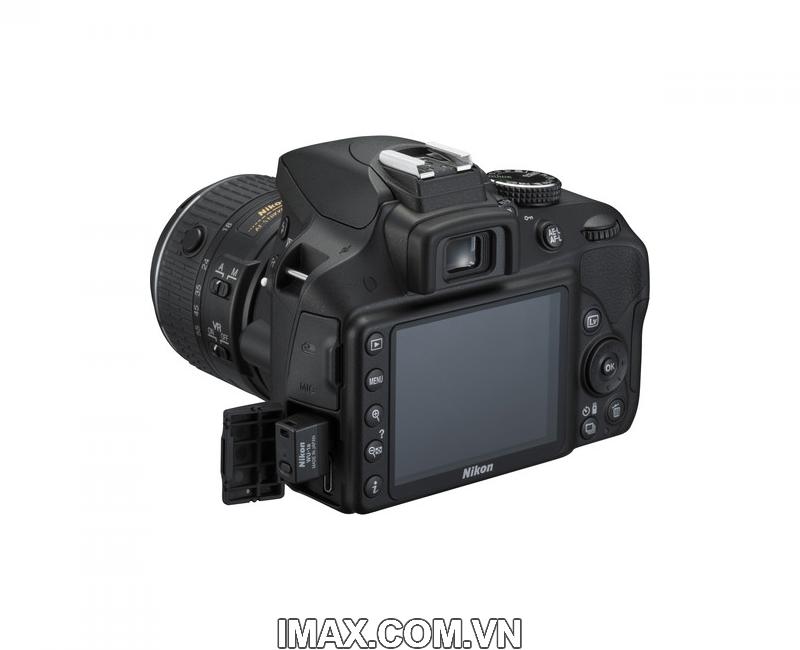 Nikon D3300 Kit 18-55mm VR II ( Hàng nhập khẩu ) 6