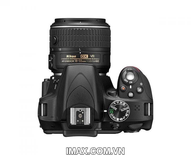 Nikon D3300 Kit 18-55mm VR II ( Hàng nhập khẩu ) 7