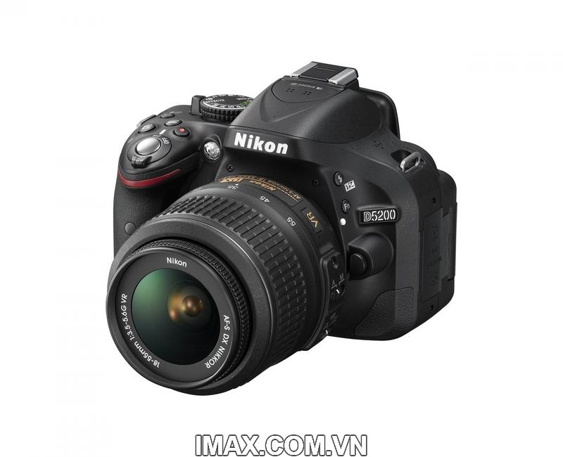 Nikon D5200 Kit 18-55 VR II ( Hàng nhập khẩu ) 3