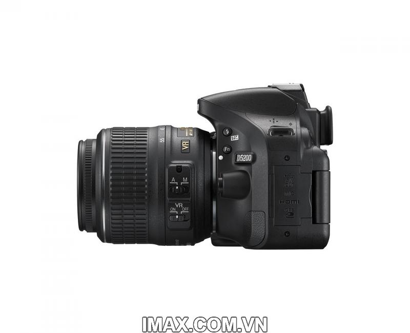 Nikon D5200 Kit 18-55 VR II ( Hàng nhập khẩu ) 5