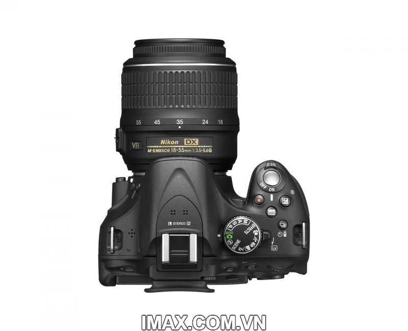 Nikon D5200 Kit 18-55 VR II ( Hàng nhập khẩu ) 6