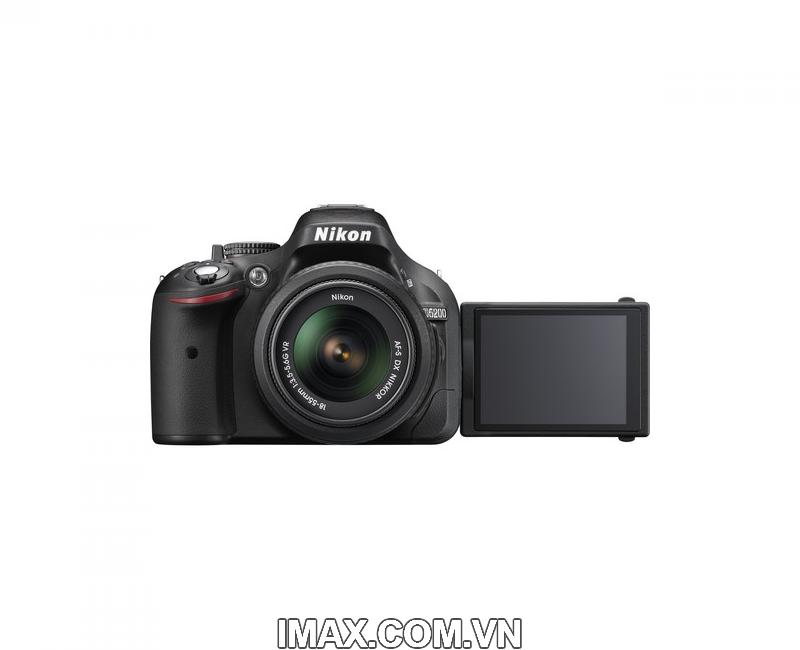 Nikon D5200 Body ( Hàng nhập khẩu ) 9