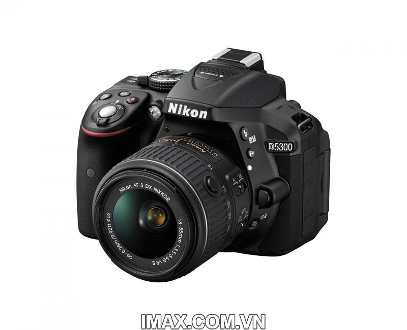 Nikon D5300 Kit 18-55 VR II ( Hàng nhập khẩu ) 2