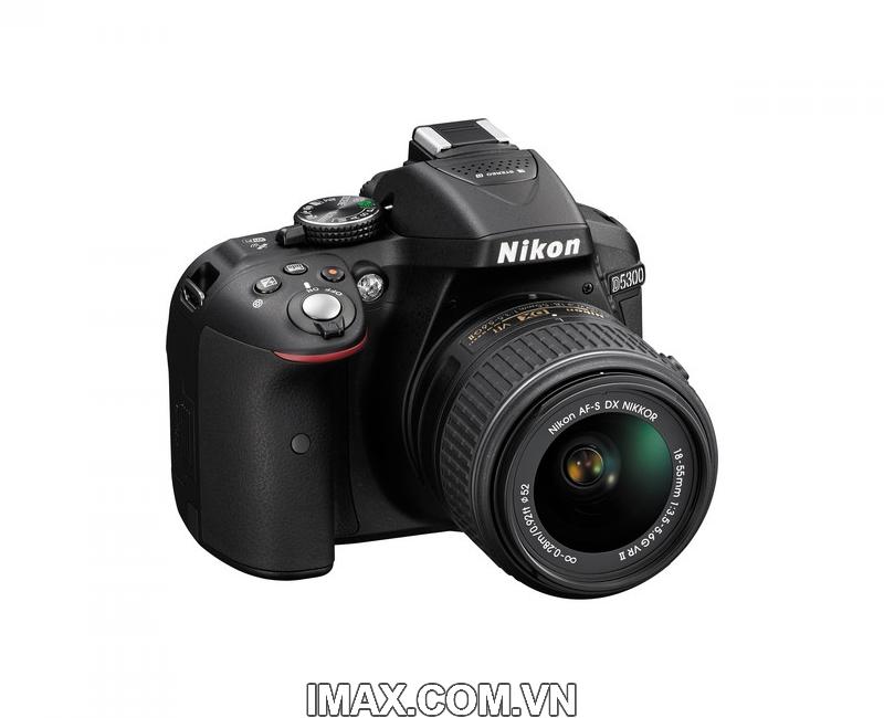 Nikon D5300 Kit 18-55 VR II ( Hàng nhập khẩu ) 4