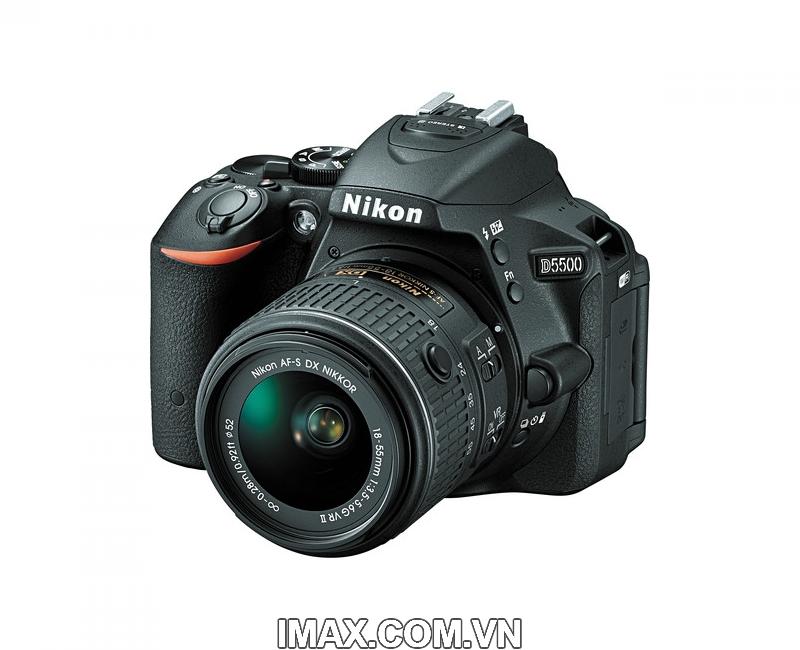 Nikon D5500 Kit 18-55mm VR II ( Hàng nhập khẩu ) 2