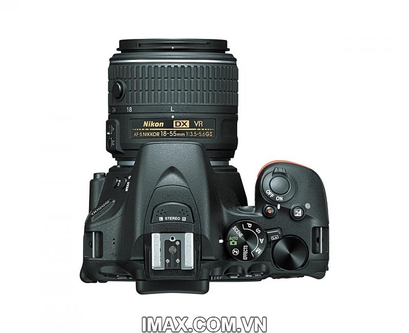 Nikon D5500 Kit 18-55mm VR II ( Hàng nhập khẩu ) 11