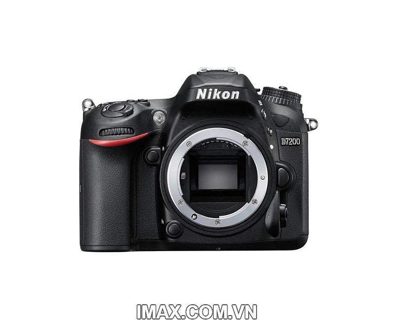 Nikon D7200 Body ( Hàng nhập khẩu ) 2