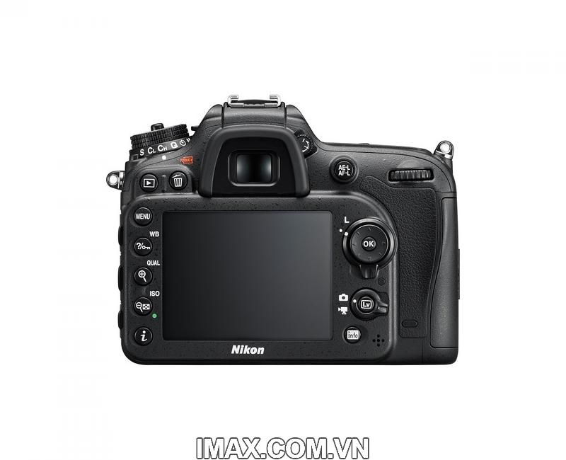 Nikon D7200 Body ( Hàng nhập khẩu ) 5