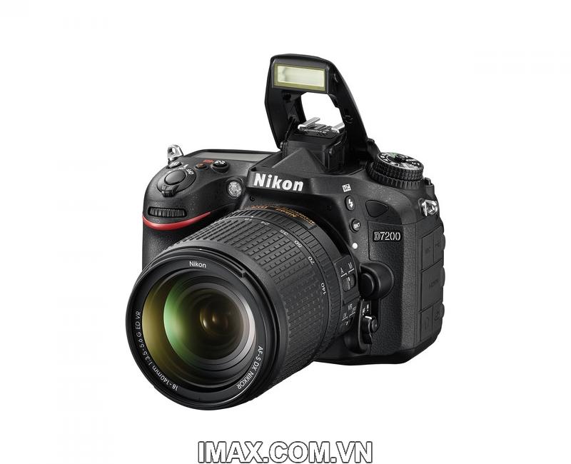 Nikon D7200 Body ( Hàng nhập khẩu ) 8