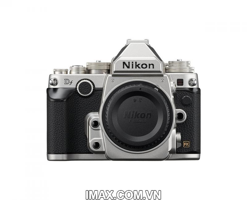 Nikon DF Silver Body ( Hàng chính hãng ) 1