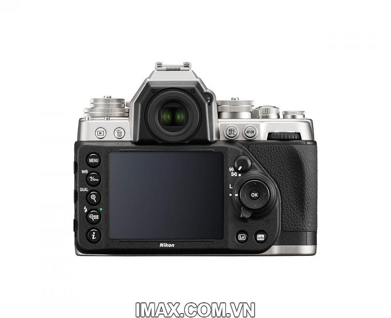 Nikon DF Silver Body ( Hàng chính hãng ) 2