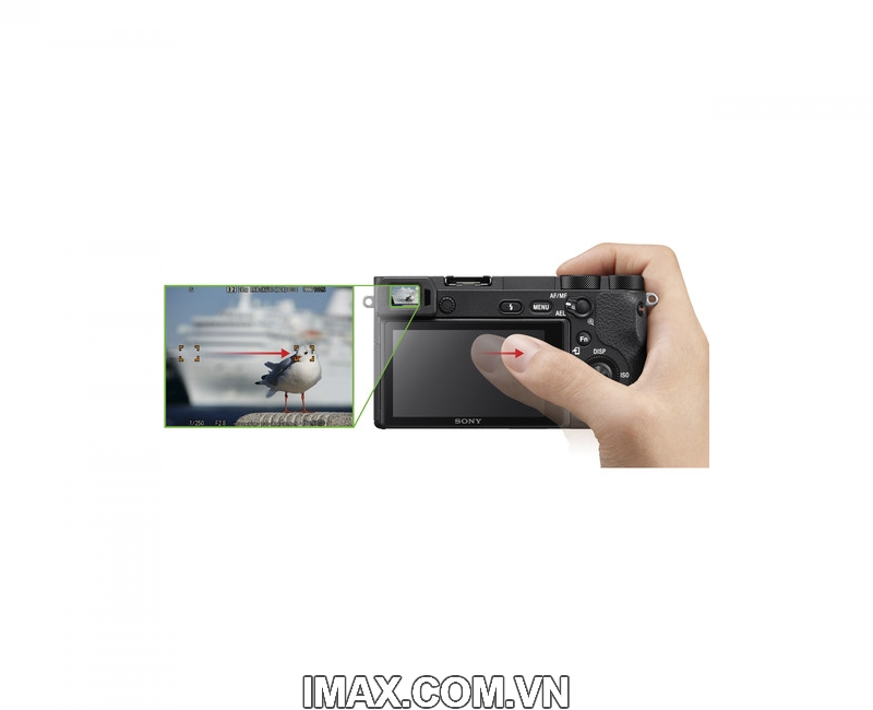 Sony Alpha A6500 body ( Hàng chính hãng ) 14