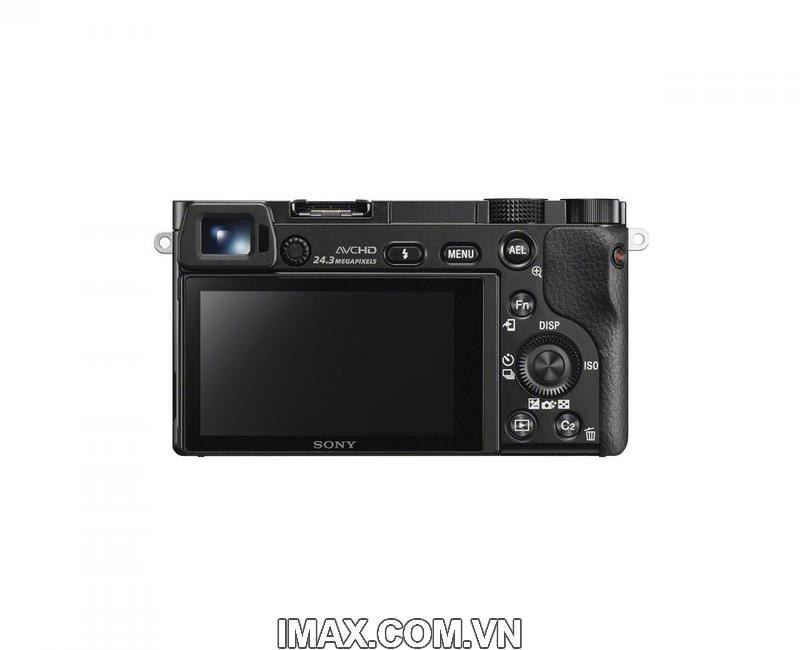 Sony Alpha A6000 Body 4