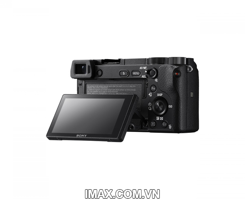 Sony Alpha A6300 Kit E16-50mm F/3.5-5.6 OSS 9