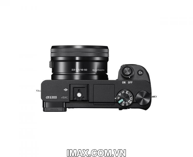 Sony Alpha A6300 Kit E16-50mm F/3.5-5.6 OSS 11