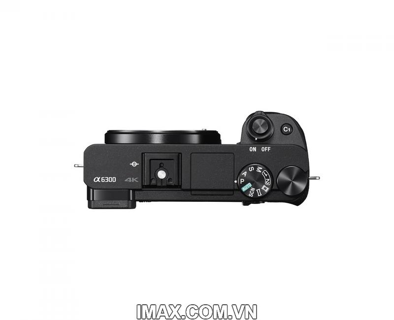 Sony Alpha A6300 Body 8