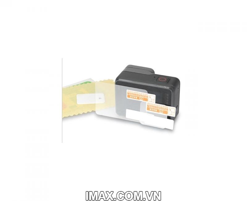 Tấm dán bảo vệ ống kính và màn hình Gopro Hero 5 Black 2