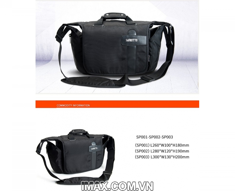 Túi máy ảnh Safrotto SP-002, chống nước 4