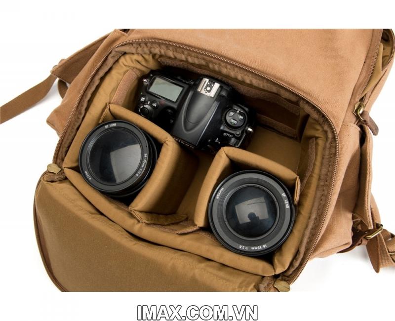 Ba lô máy ảnh Safrotto F06 12