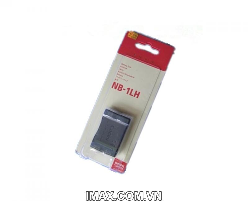 Pin Canon NB-1LH, Dung lượng cao 3