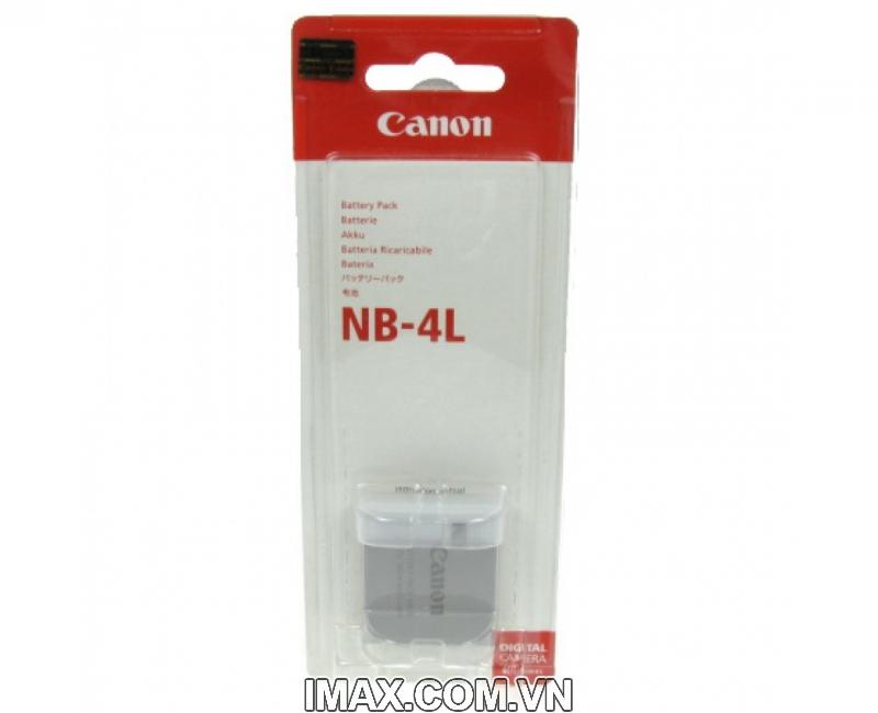 Pin Canon NB-4L, Dung lượng cao 6