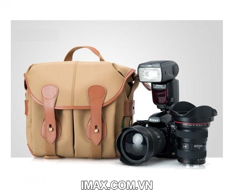 Túi máy ảnh Safrotto SA-009, vàng 1
